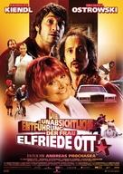 Die unabsichtliche Entführung der Frau Elfriede Ott - Austrian Movie Poster (xs thumbnail)