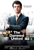 The Damned United - Canadian Movie Poster (xs thumbnail)