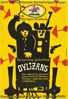 Stagecoach - Polish Movie Poster (xs thumbnail)