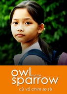 Owl and the Sparrow - Vietnamese poster (xs thumbnail)