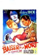 The Secret of the Whistler - Belgian Movie Poster (xs thumbnail)