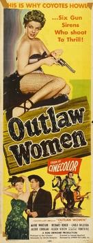 Outlaw Women - Movie Poster (xs thumbnail)