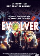 Evolver - French DVD movie cover (xs thumbnail)