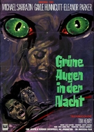 Eye of the Cat - German Movie Poster (xs thumbnail)