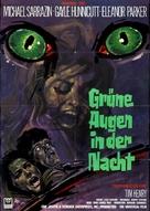 Eye of the Cat - German Movie Poster (xs thumbnail)