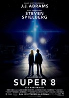 Super 8 - Italian Movie Poster (xs thumbnail)