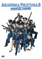 Police Academy 2: Their First Assignment - Polish Movie Cover (xs thumbnail)