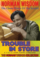 Trouble in Store - DVD cover (xs thumbnail)