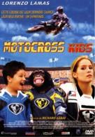 Motocross Kids - French DVD movie cover (xs thumbnail)
