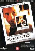 Memento - Danish DVD movie cover (xs thumbnail)