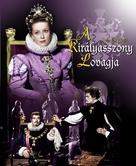 Ruy Blas - Hungarian Blu-Ray cover (xs thumbnail)