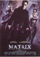 The Matrix - German Movie Poster (xs thumbnail)