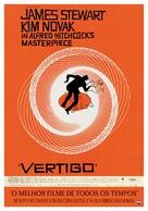Vertigo - Portuguese Movie Poster (xs thumbnail)