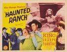 Haunted Ranch - Movie Poster (xs thumbnail)