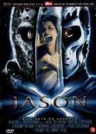 Jason X - Dutch Movie Cover (xs thumbnail)