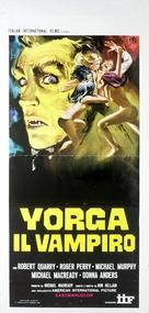 Count Yorga, Vampire - Italian Movie Poster (xs thumbnail)