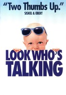 Look Who's Talking - Movie Cover (xs thumbnail)