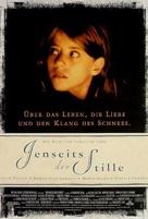 Jenseits der Stille - German poster (xs thumbnail)