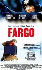 Fargo - German Movie Poster (xs thumbnail)
