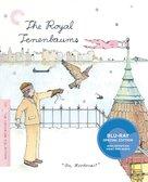 The Royal Tenenbaums - Blu-Ray movie cover (xs thumbnail)