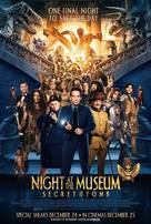 Night at the Museum: Secret of the Tomb - Singaporean Movie Poster (xs thumbnail)