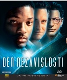 Independence Day - Czech Blu-Ray movie cover (xs thumbnail)