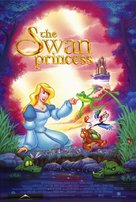 The Swan Princess - Canadian Movie Poster (xs thumbnail)