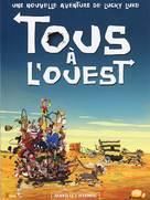 Tous à l'Ouest: Une nouvelle aventure de Lucky Luke - French poster (xs thumbnail)