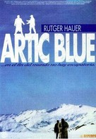 Arctic Blue - Spanish Movie Poster (xs thumbnail)