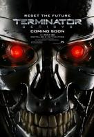 Terminator Genisys - Movie Poster (xs thumbnail)