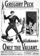 Only the Valiant - poster (xs thumbnail)