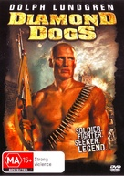 Diamond Dogs - Australian DVD cover (xs thumbnail)