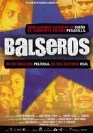 Balseros - Spanish Movie Poster (xs thumbnail)