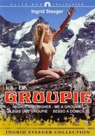 Ich, ein Groupie - German DVD cover (xs thumbnail)