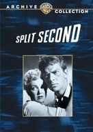 Split Second - DVD cover (xs thumbnail)