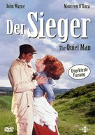 The Quiet Man - German Movie Cover (xs thumbnail)