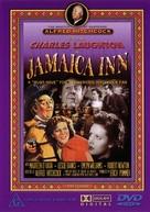 Jamaica Inn - Australian DVD cover (xs thumbnail)
