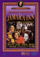 Jamaica Inn - Australian DVD movie cover (xs thumbnail)
