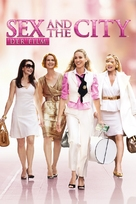 Sex and the City - German DVD movie cover (xs thumbnail)