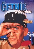 Gendarme et les gendarmettes, Le - Czech DVD cover (xs thumbnail)
