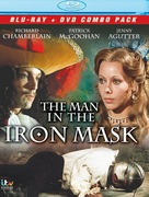The Man in the Iron Mask - Movie Cover (xs thumbnail)