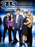 """""""R.I.S. Police scientifique"""" - French Blu-Ray movie cover (xs thumbnail)"""