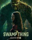 """Swamp Thing"" - Key art (xs thumbnail)"