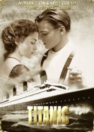 Titanic - DVD cover (xs thumbnail)