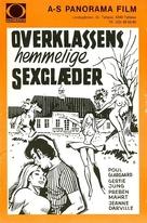 The Loves of Cynthia - Danish poster (xs thumbnail)