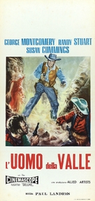 Man from God's Country - Italian Movie Poster (xs thumbnail)