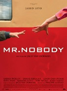 Mr. Nobody - French Movie Poster (xs thumbnail)