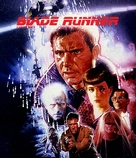 Blade Runner - German Blu-Ray movie cover (xs thumbnail)