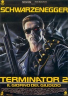 Terminator 2: Judgment Day - Italian Movie Poster (xs thumbnail)