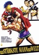 Il trionfo di Ercole - German Movie Poster (xs thumbnail)